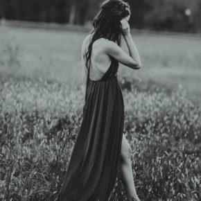 Weißt du Liebes... Gedicht an die Frau