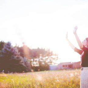 Wie du im Herzen offen bleiben kannst & was es mit deinem Leben macht